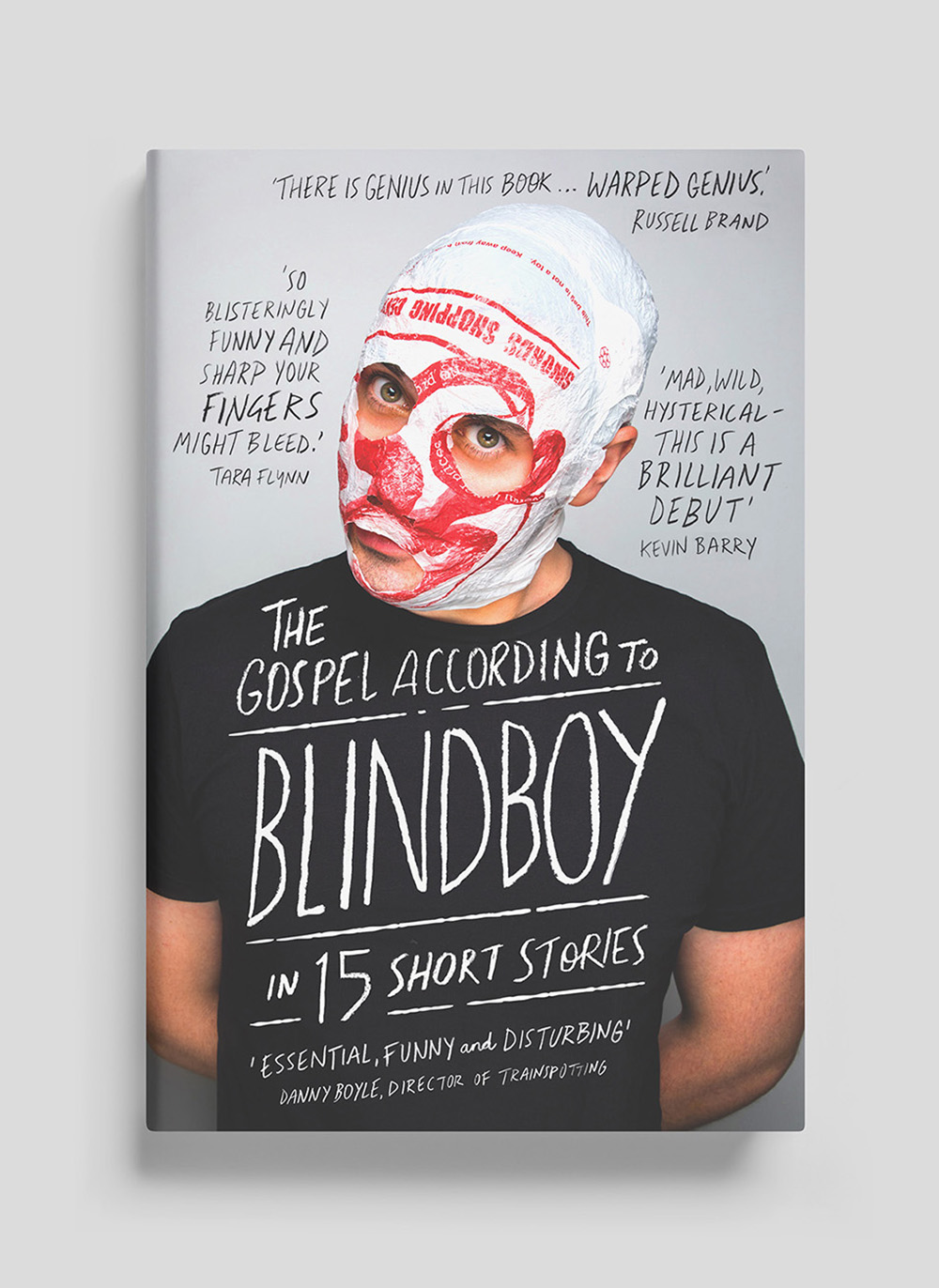 The Gospel According to Blindboy Cover