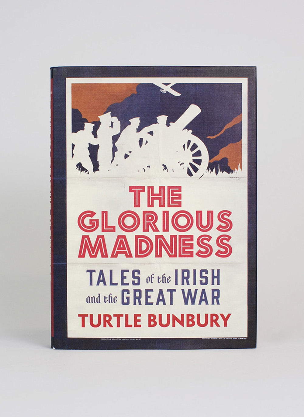 The Glorious Madness cover