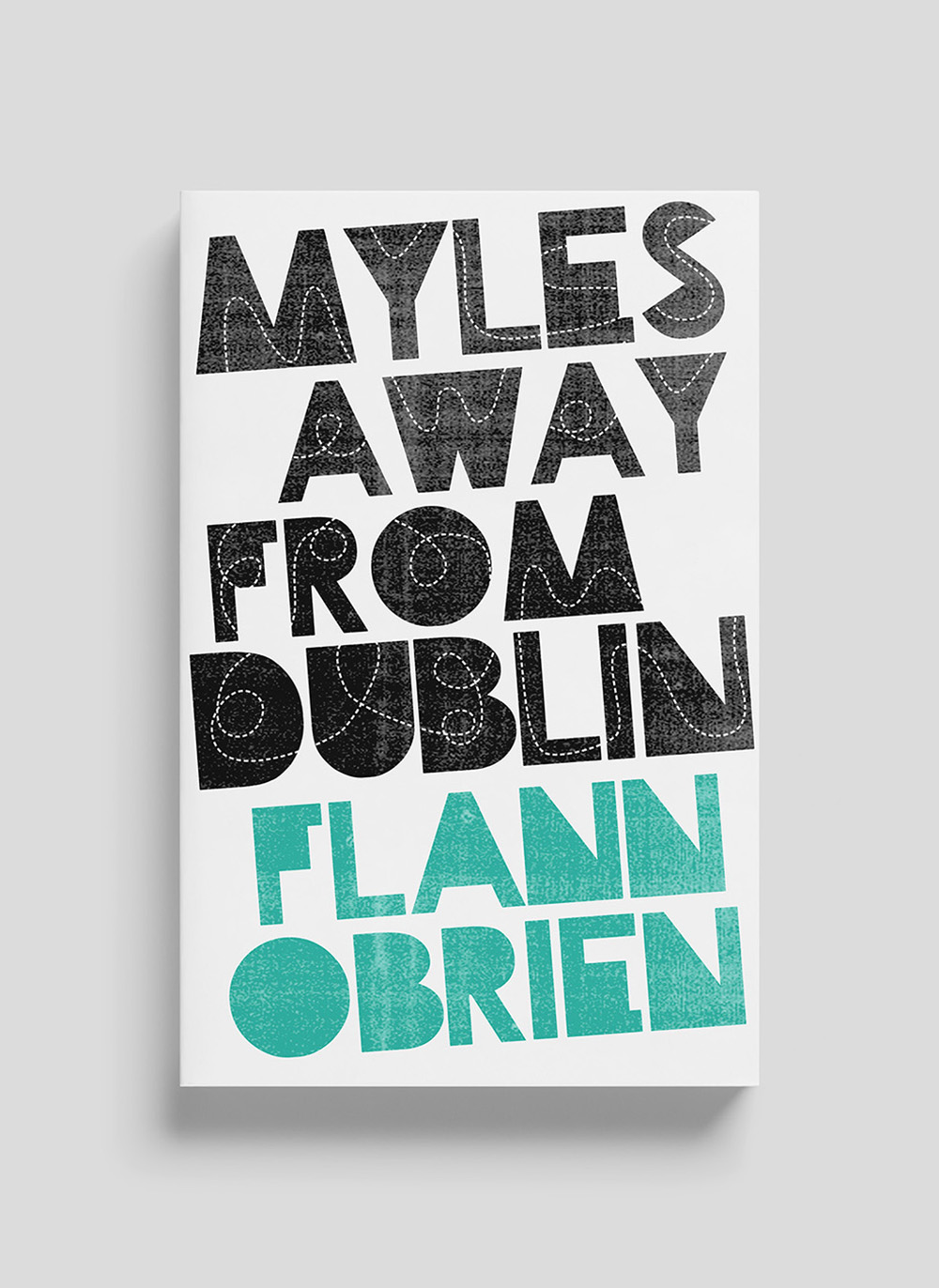 Myles Away from Dublin cover
