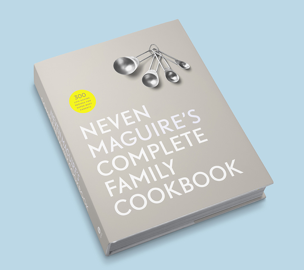 Neven Maguire Family Cookbook cover