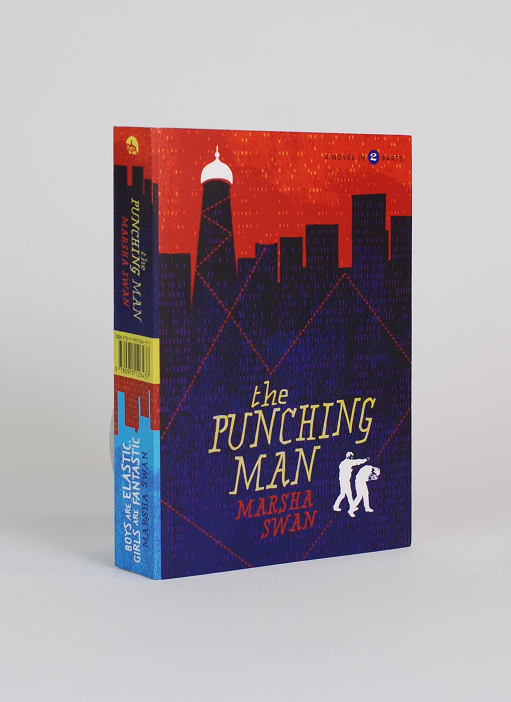 The Punching Man Cover
