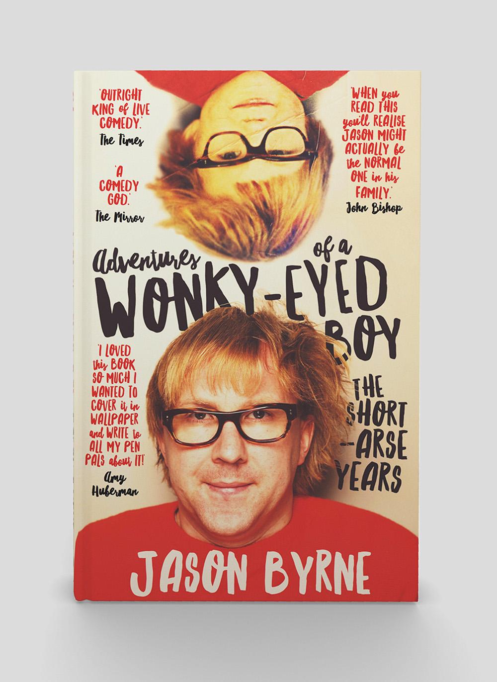 Wonky Eyed Boy Cover