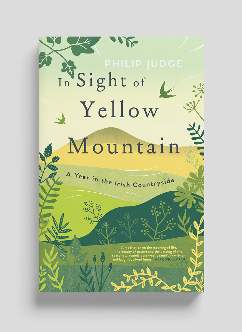 Yellow Mountain front cover