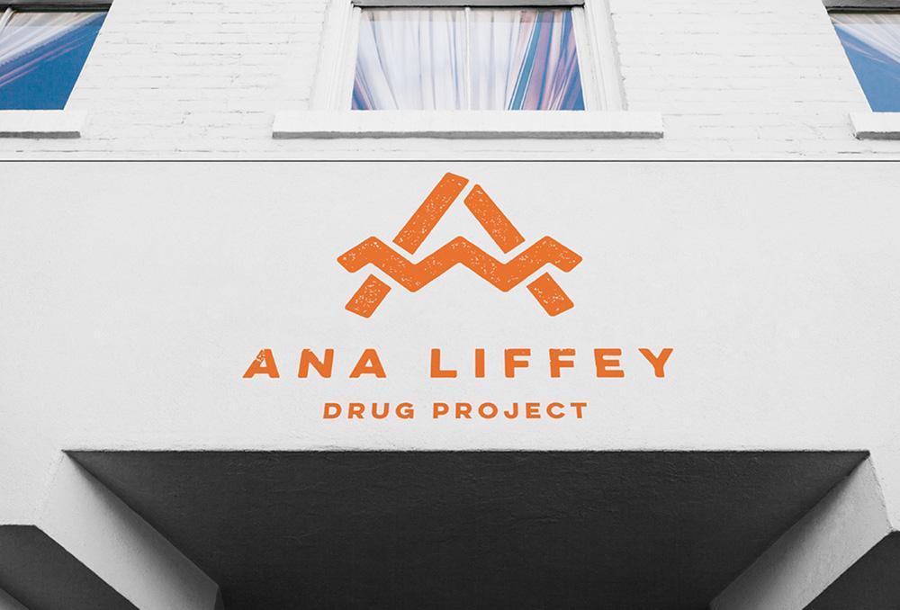Ana Liffey sign