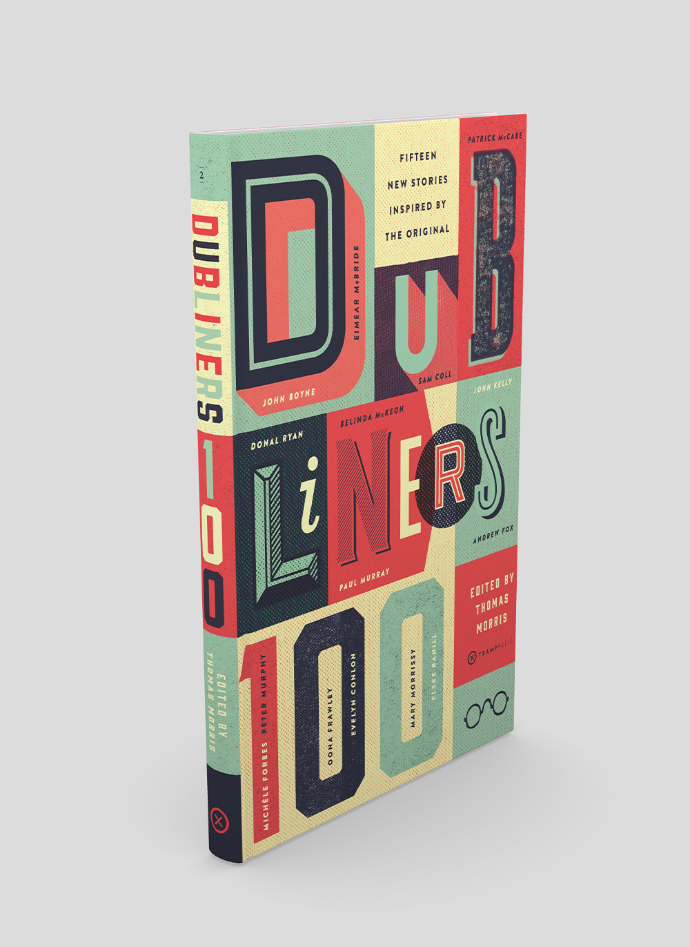 Dubliners 100 Spine