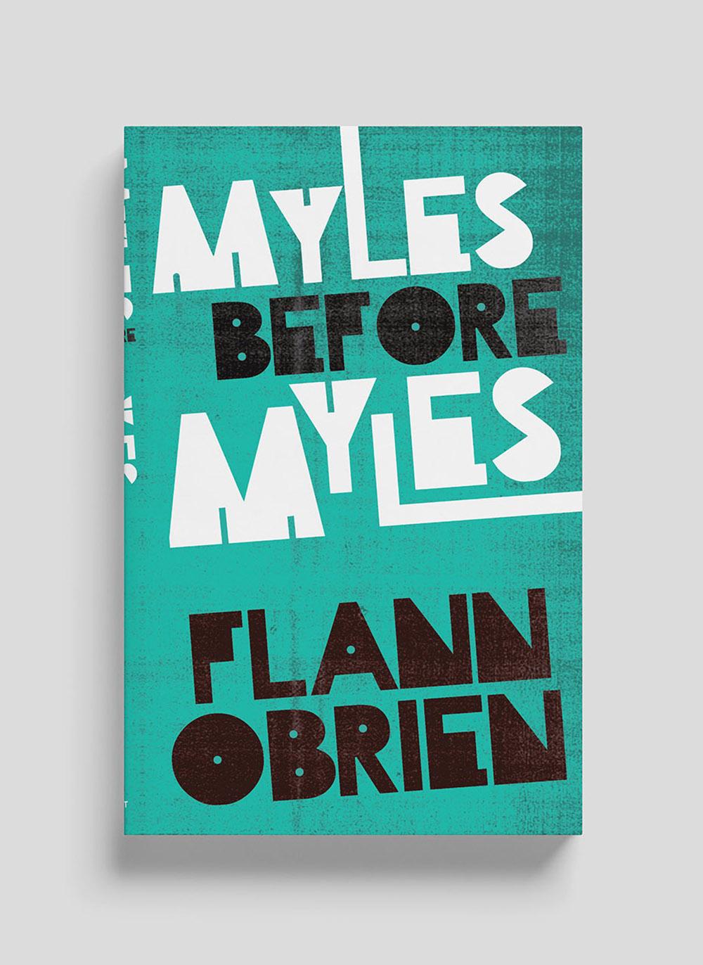 Myles Before Myles cover