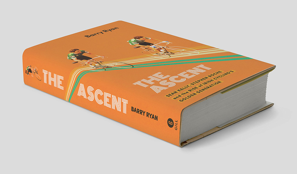 The Ascent spine