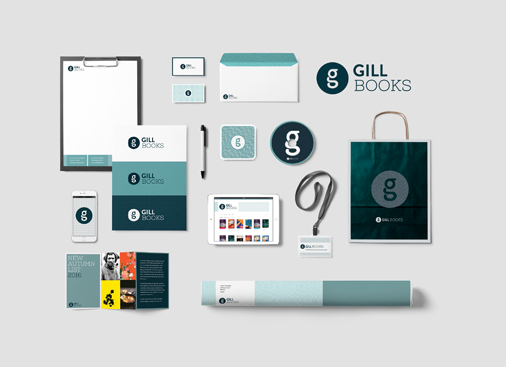 Gill Books Stationery