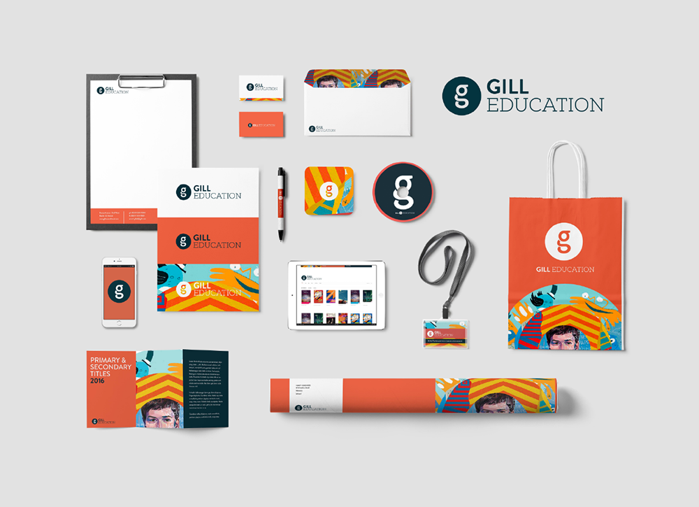 Gill Education Stationery