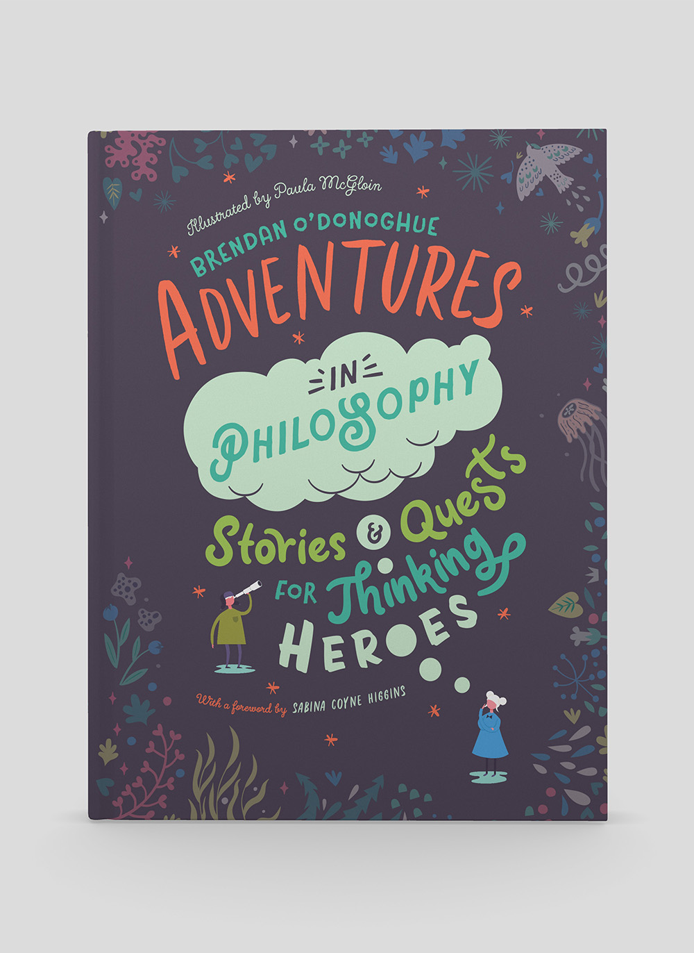 Adventure in philosophy cover
