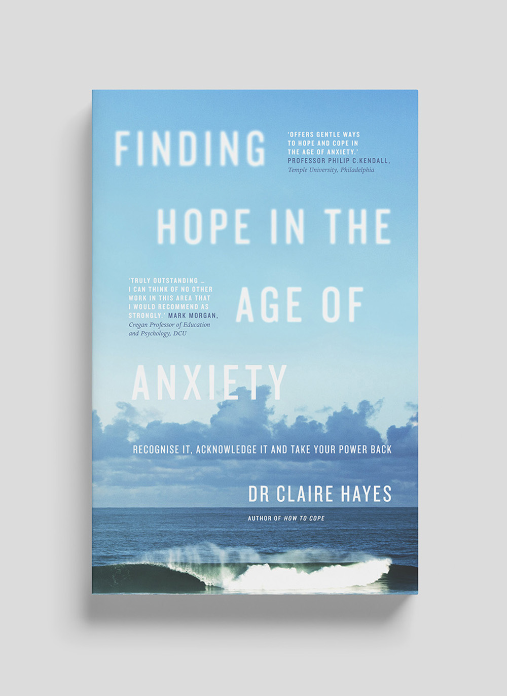 Finding Hope Age of Anxiety Cover