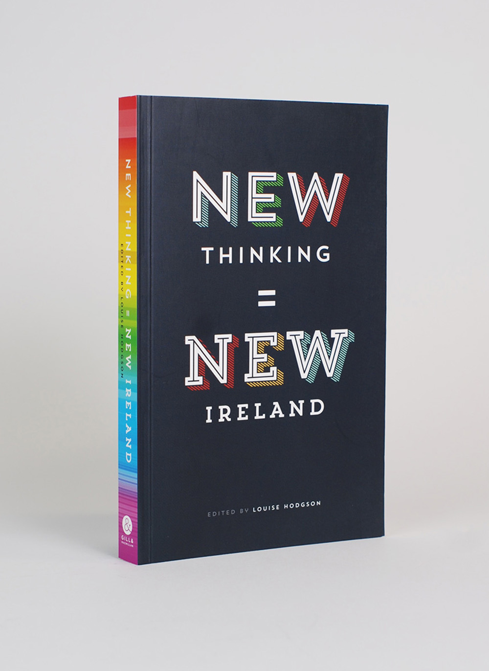 New thinking New Ireland cover