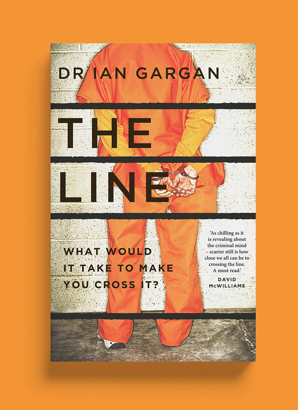 The Line Book cover