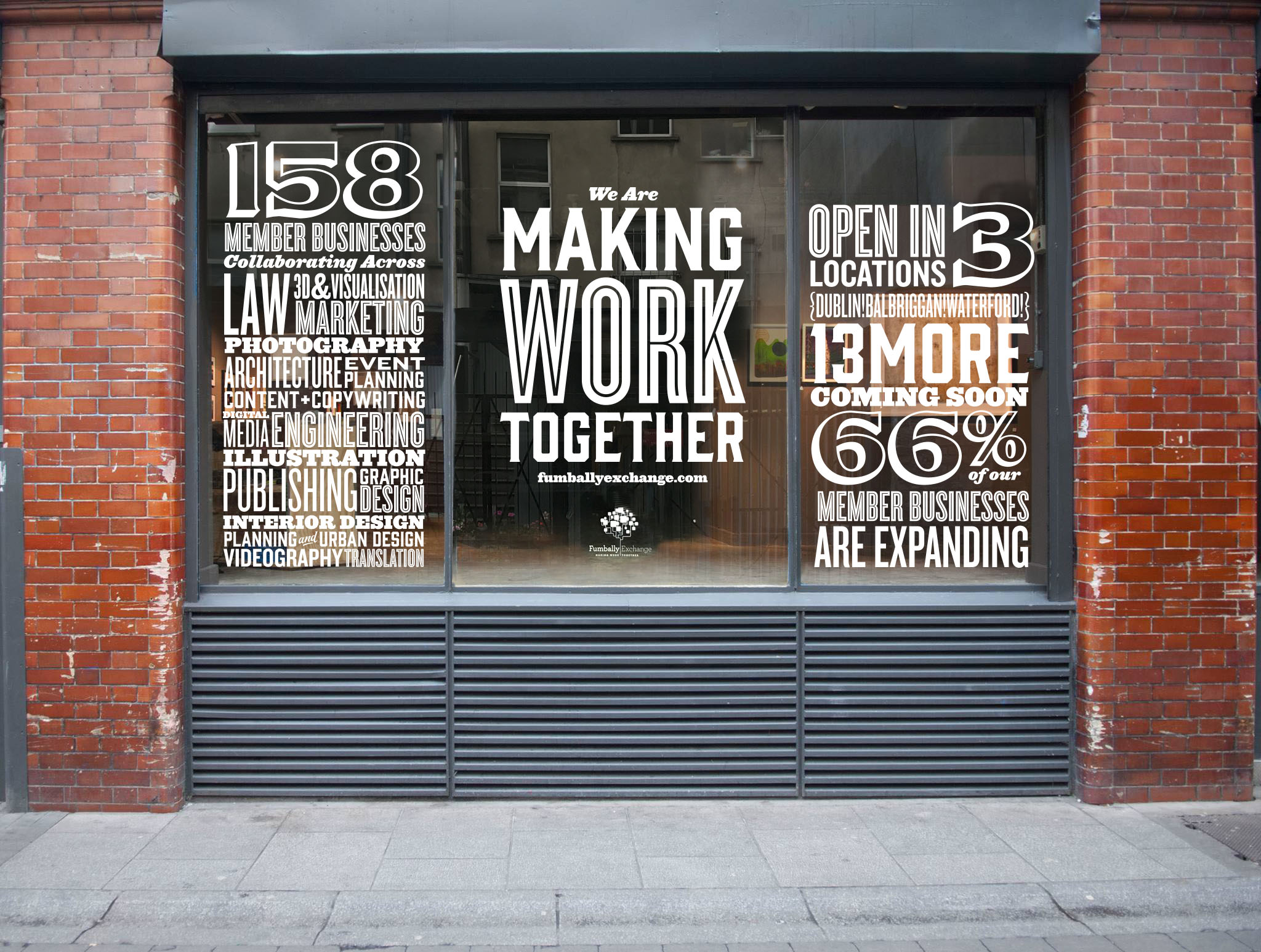 Making Work Together Fex Window