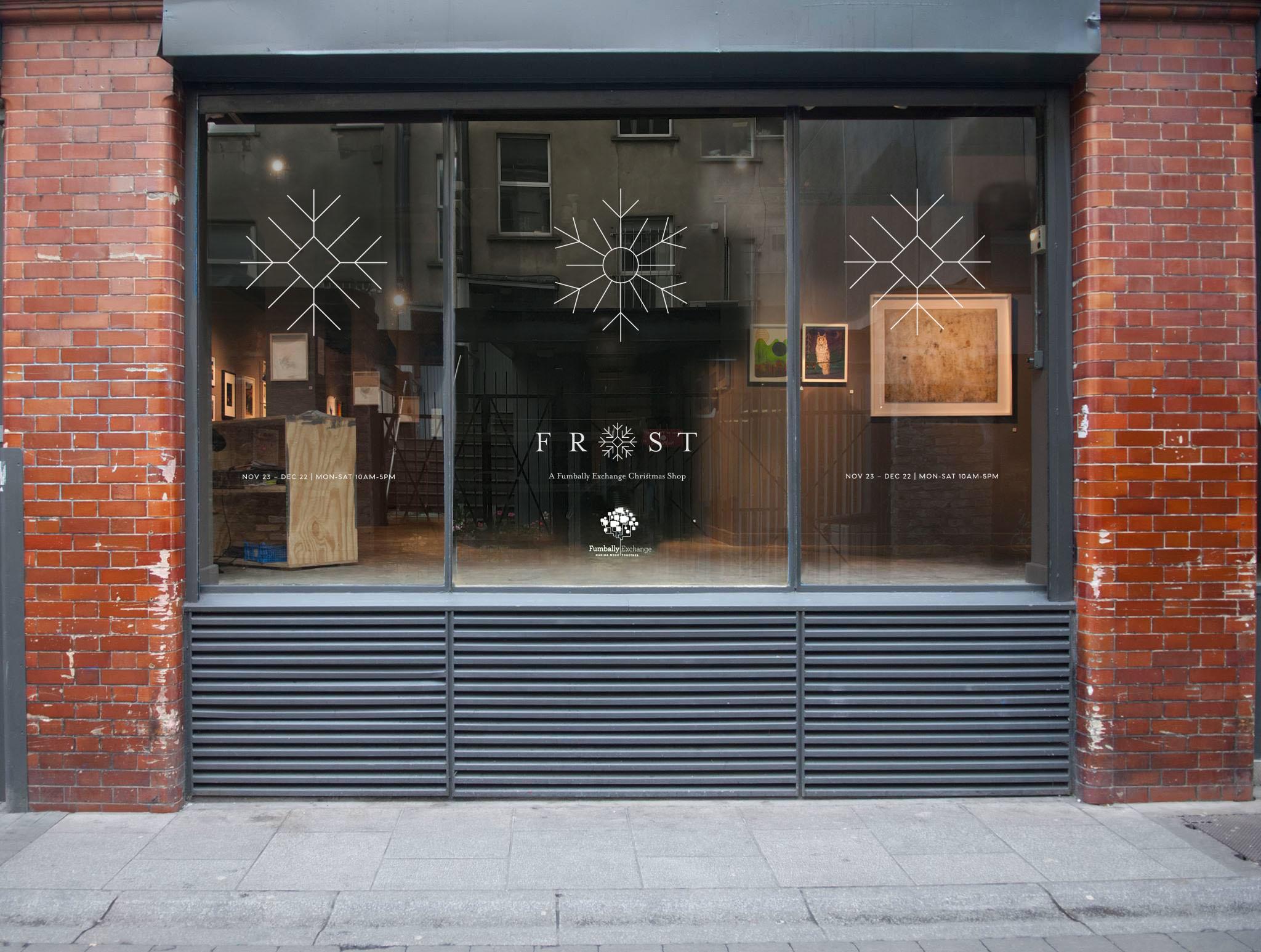 Frost Fex Window