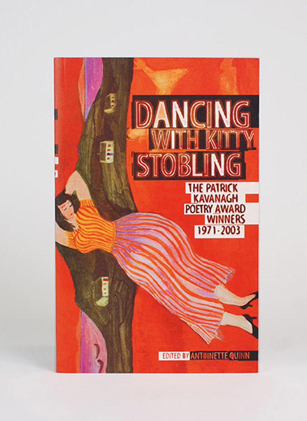 Dancing with Kitty Stobling cover